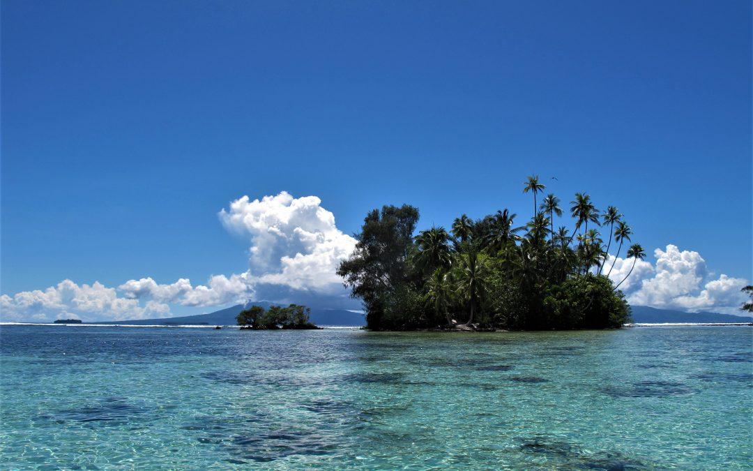 Skønhed og uhygge på Salomonøerne