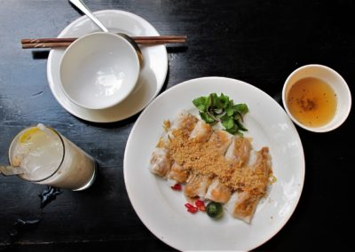 Frokost i Hanoi
