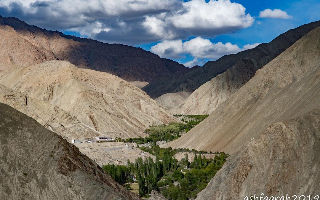 Sommer i Zanskar